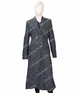 You Season 2 Guinevere Beck Trench Coat