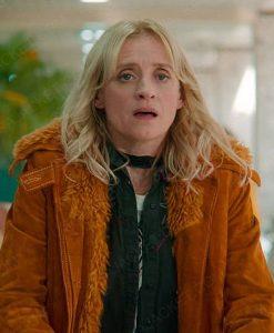 Erin Wiley Brown Jacket