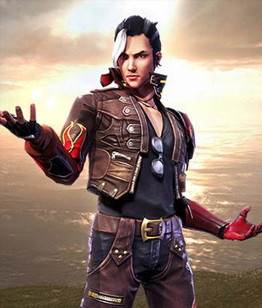 Garena Free Fire Battle Royal Shimada Hayato Jacket