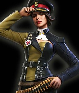 Free Fire Paloma Jacket