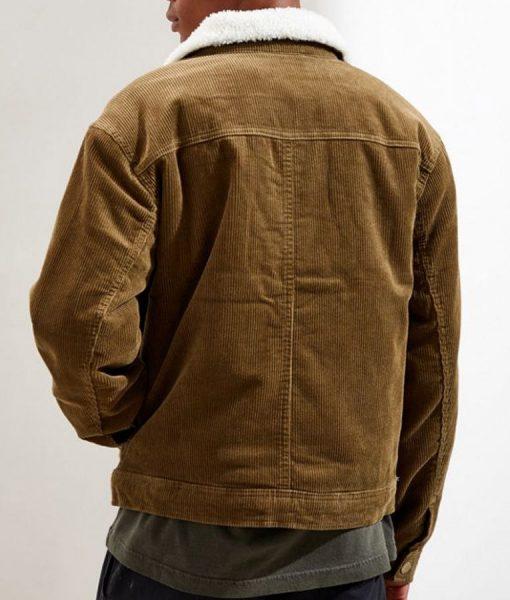 God Friended Me Rakesh Corduroy Jacket
