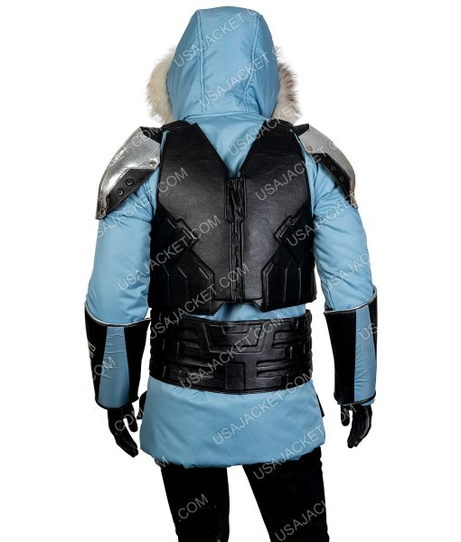 Injustice 2 Captain Cold Hooded Jacket