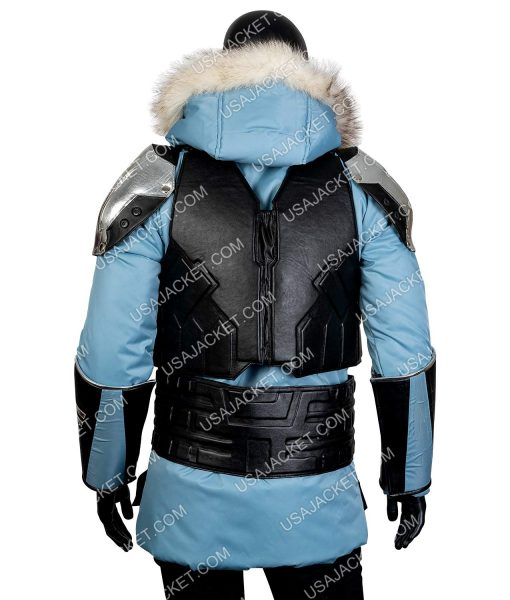Injustice 2 Captain Cold Leather Jacket