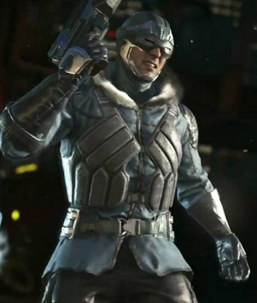 Injustice 2 Captain Cold Parka