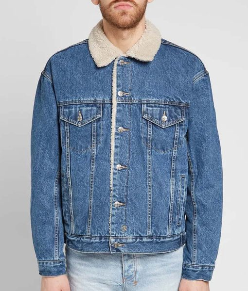 Jake Johnson Stumptown Denim Jacket