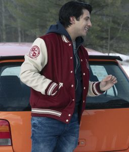 Locke & Key Javi Letterman Jacket
