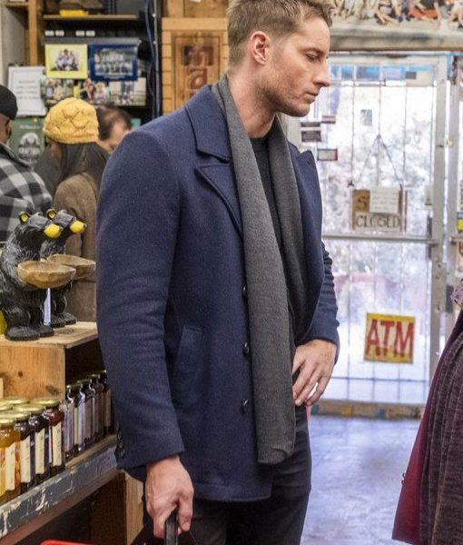 This is Us Season 04 Kevin Pearson Coat