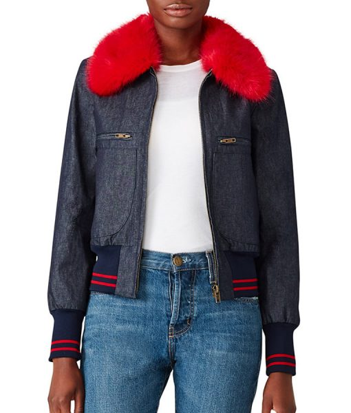 Katy Keene Denim Jacket