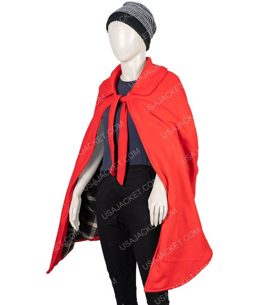 Little Woman Red Cloak