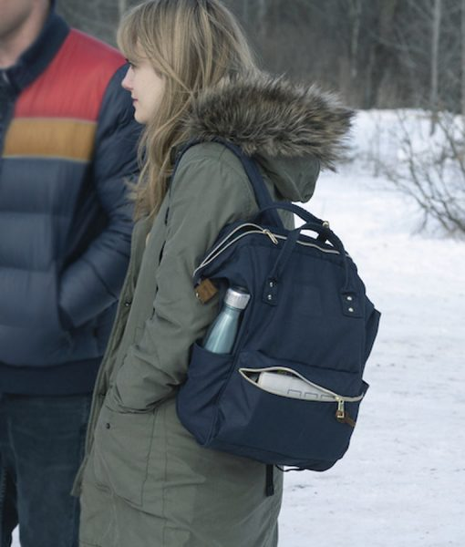 Kinsey Locke & Key Parka Jacket