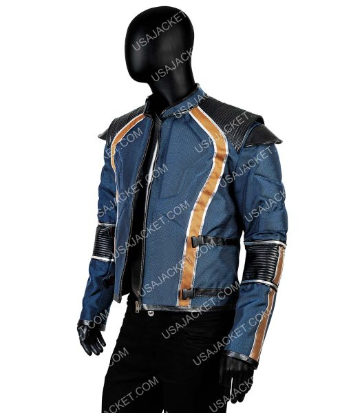Lost In Space Robinson Family Cotton Jacket