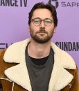 Never Rarely Sometimes Always Ryan Eggold Brown Shearling Jacket