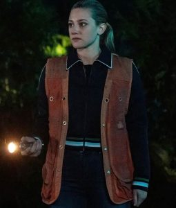 Riverdale Season 4 Leather Vest