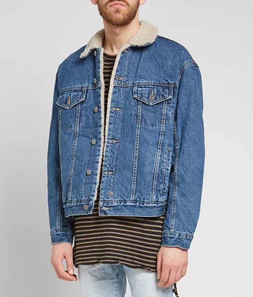 Stumptown Grey McConnell Blue Denim Jacket