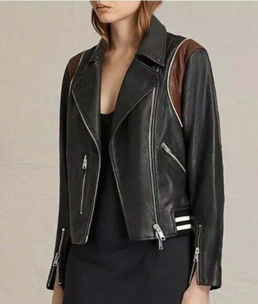 Stumptown Dex Parios Leather Jacket
