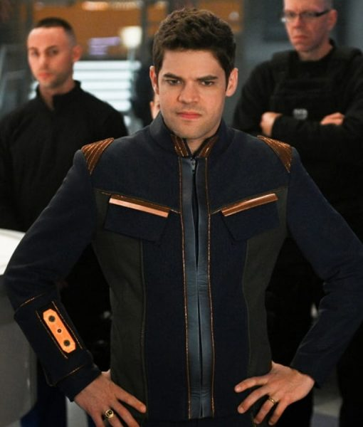 Supergirl Season 05 Winn Schott Jacket