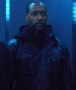 Takeshi Kovacs Altered Carbon S02 Leather Jacket