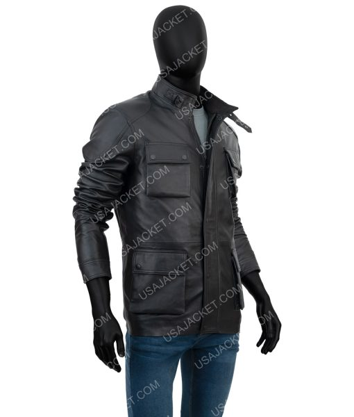 Takeshi Kovacs Altered Carbon S02Leather Jacket