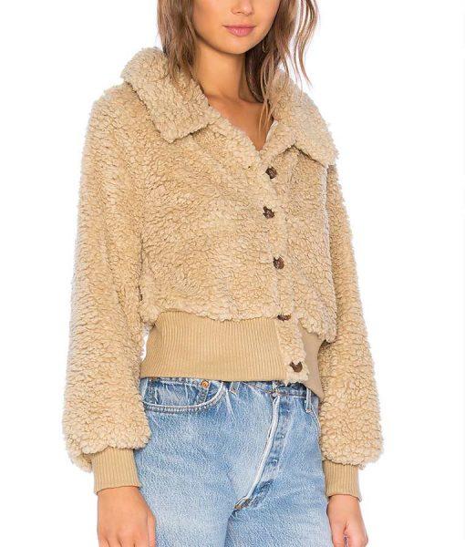 The Bachelor Kelley F Sherpa Jacket