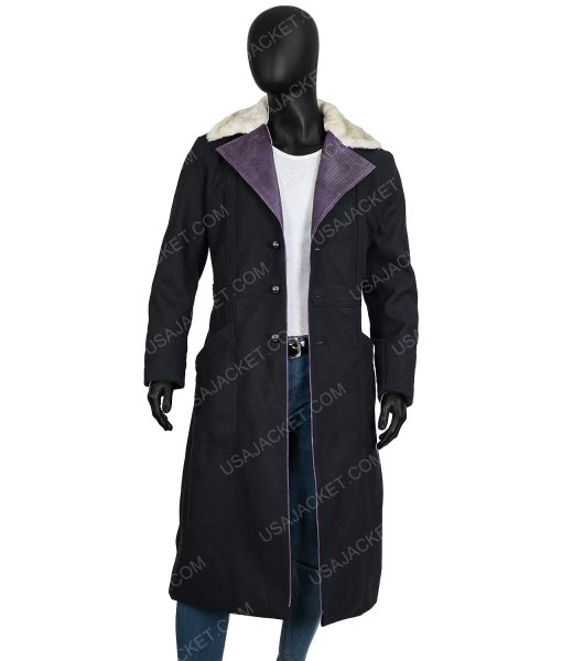 The Falcon And The Winter Soldier Daniel Brühl Trench Coat