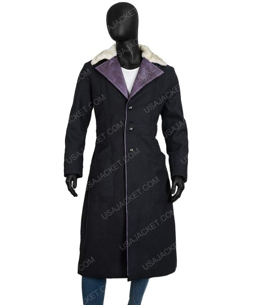 The Falcon And The Winter Soldier Zemo Trench Coat