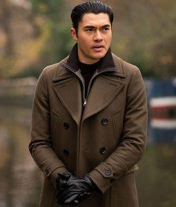 Henry Golding Coat