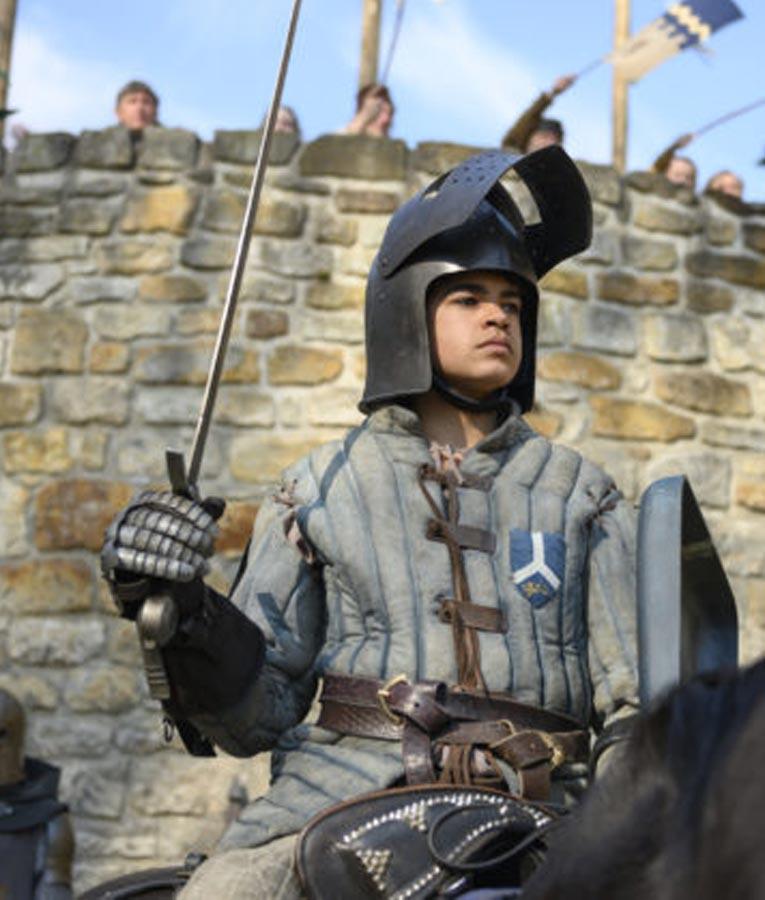 The Letter For The King Tiuri Jacket