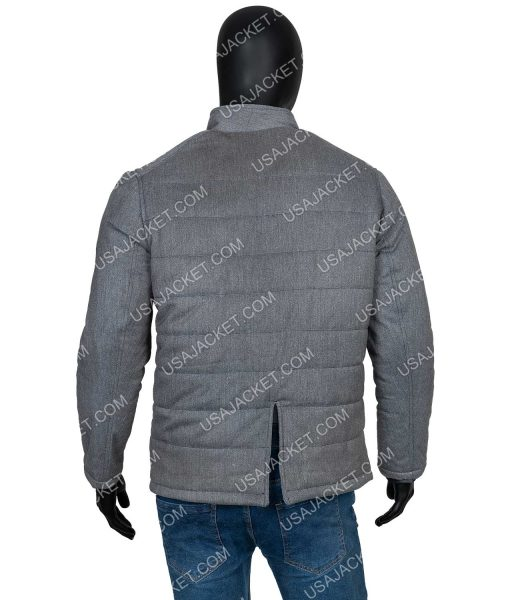 To All the Boys P.S. I Still Love You Grey Jacket