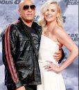 Vin Diesel FF 9 Premiere Jacket