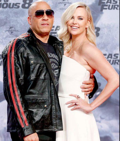 Vin Diesel Fast and Furious 9 Premiere Jacket