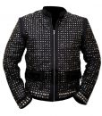WWE Chris Jericho Y2j Sparkle Light Up Jacket
