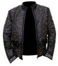 WWE WrestleMania Chris Jericho Sparkle Light Up Jacket