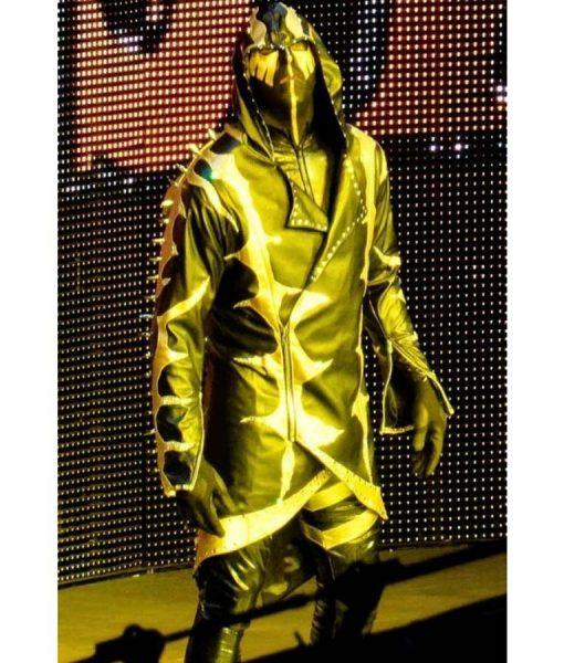 WWE Wrestler Dustin Patrick Runnels Jr Hoodie Coat