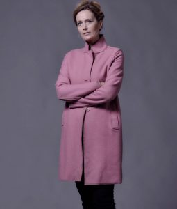 War of the Worlds Sarah Gresham Pink Coat