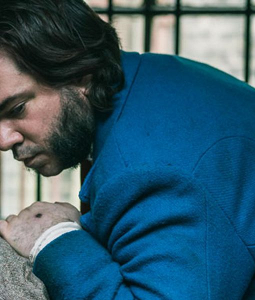 Year Of The Rabbit Matt Berry Detective Trench Coat