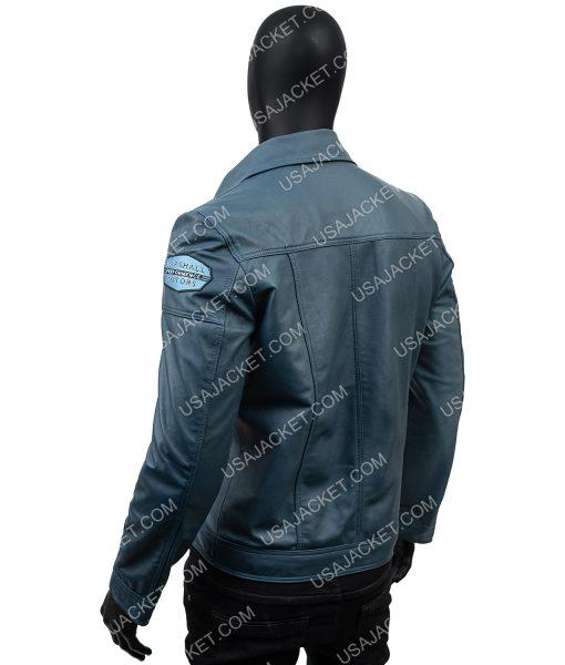 Aaron paul Leather Jacket