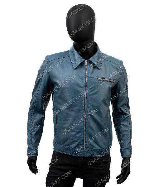 Aaron Paul Need For Speed Biker Jacket