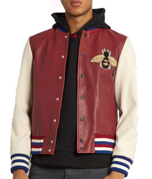 Blind for Love J Hope Leather Jacket