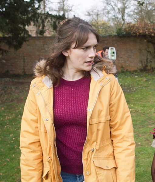 Charlotte Ritchie Ghosts Alison Parka