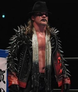 Chris Jericho AEW Spikes Jacket