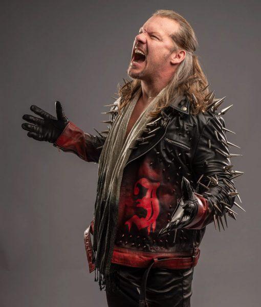 Chris Jericho AEW Jacket