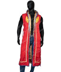 Creed II Viktor Drago Coat With Hood