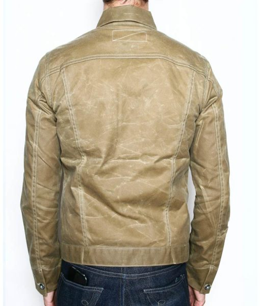 No time To Die James Bond Tan Jacket