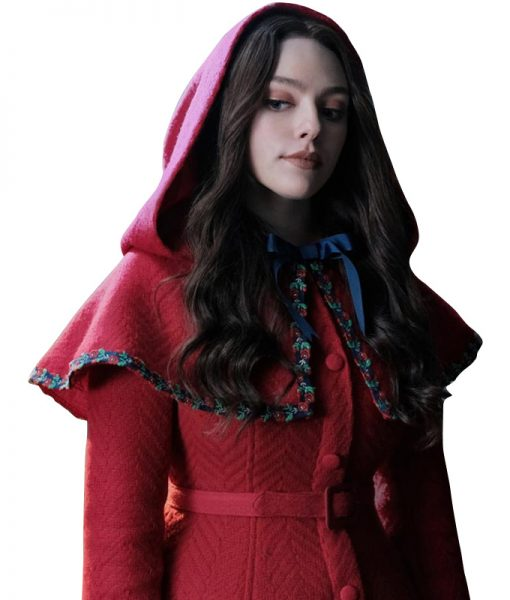 Danielle-Rose-Russell-Red-Legacies-S02-Hooded-Coat
