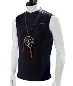 Sam Porter Bridges Death Stranding Uniform Vest