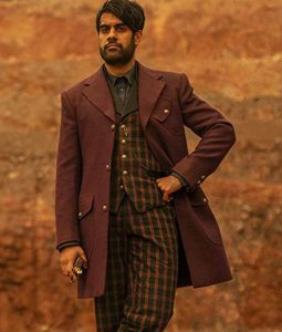 Doctor Who Season 12 Maroon The Master Coat