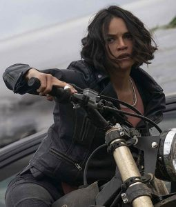F9 Letty Ortiz leather Jacket