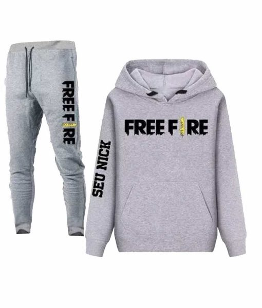 Free Fire Battle Royal Tracksuit