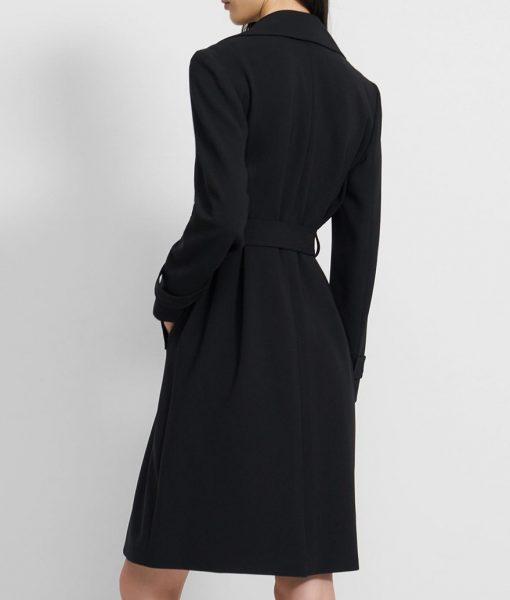 Zoey's Extraordinary Playlist Joan Trench Coat