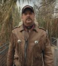 Tiger King Murder Mayhem and Madness Joe Exotic Fringe Jacket